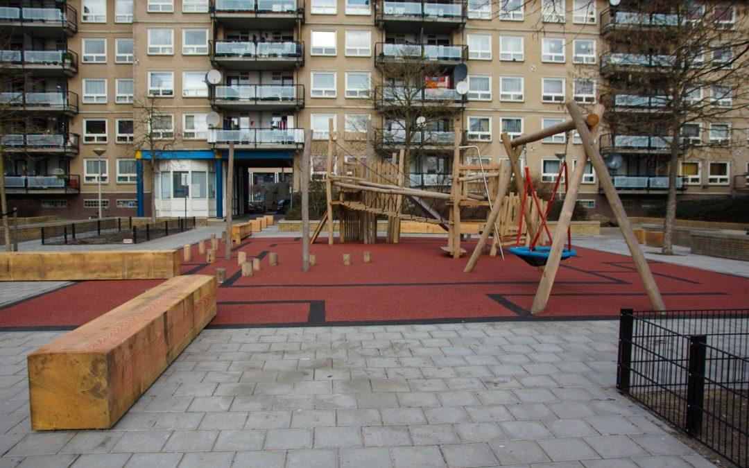 Speelplek Laakweg, Den Haag